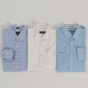 Express & J. Crew Spring Shirt Bundle